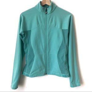 Lululemon Catch Me Air Run Zip Up Jacket Size 8